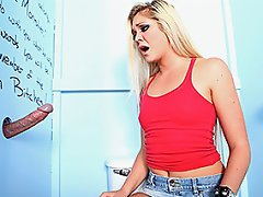 When Jessie gets caught using the rich girls bathroom, she's given an...