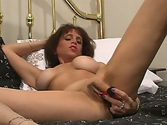 Glare your eyes at this stunning mature slutty bitch as she seduces...