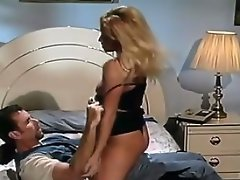 This wild floozy gets real nasty with this stud as she teases him...