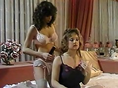These two sex-crazed sluts Kirsty Waay and Kim Chambers are very...