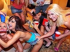 I wish every initiation party was like this one.. They give me a good...
