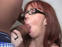 Redheaded slut Trinity recently did a scene for our sister site,...
