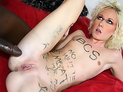 Alexia Skye refers to herself as a Black cock slut. This may be the...