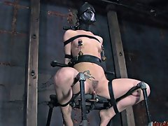 SD will teach her a lesson. Mina will learn to follow orders the hard...