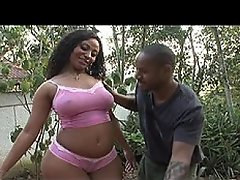 Ebony playboy Kid Jamaica has hired someone new to clean his car. He...