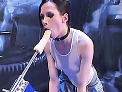 Valeria Samara is a horny girl that needs a guy that can hold out and...