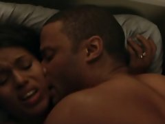 Kerry Washington - topless sex scene (M&amp,C)