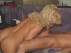 blonde mature blowjob &amp, fucking