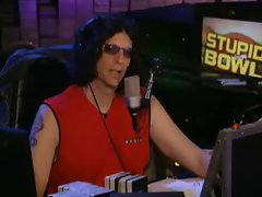 Howard Stern the stupid Bowl