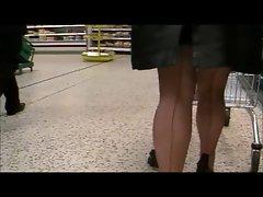 Seamed stockings 16