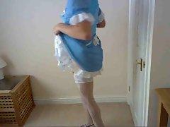 blue maid one