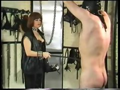 a Mistress presents her slave