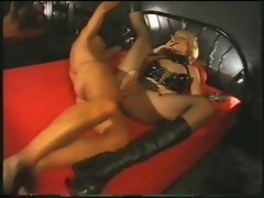 Smoking FemDom Whore German