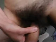hot hairy wife play cock (by edquiss)