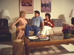 Honey Wilder has a threesome