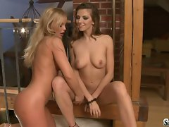 Eufrat and Sylvua Saint tickle the fancy