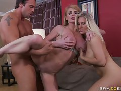 Devon Lee and Taylor Wane perform joint intercourse