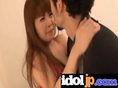 Teen Model Japanese Get Hard Nailed video-05