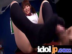 Teen Model Japanese Get Hard Nailed video-30