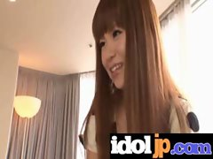 Teen Model Japanese Get Hard Nailed video-02