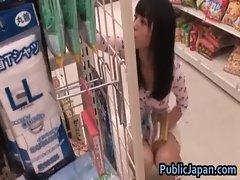 Aino Kishi Asian doll gets hot gangbang