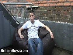 Cute British teens wanking and fucking gay porno