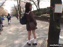 Asians Flashing Body And Getting Bang clip-25