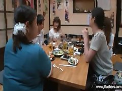 Asians Flashing Body And Getting Bang clip-27