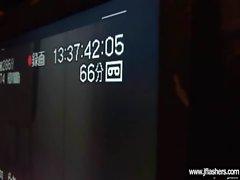 Asians Flashing Body And Getting Bang clip-11