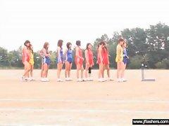 Asians Flashing Body And Getting Bang clip-04