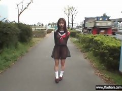 Asians Flashing Body And Getting Bang clip-31