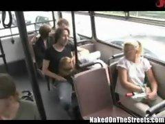 Bus Fucking