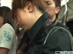 Hot Model Japanese Get Nailed In Public video-10