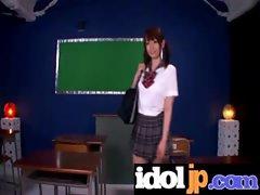Teen Model Japanese Get Hard Nailed video-30