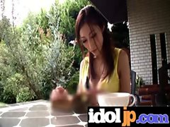 Teen Model Japanese Get Hard Nailed video-21