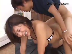 Japanese Anal Double Penetration 005