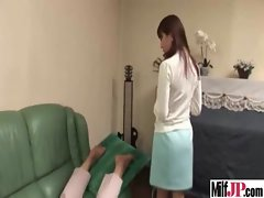 Milf Japanese Get Hardcore Fucked clip-26