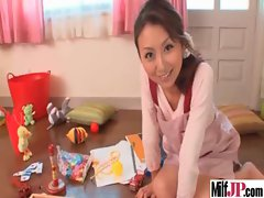 Milf Japanese Get Hardcore Fucked clip-19