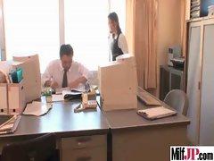 Milf Japanese Get Hardcore Fucked clip-20