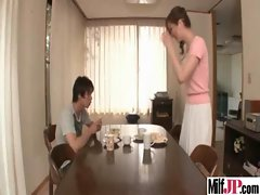 Milf Japanese Get Hardcore Fucked clip-05