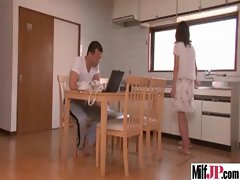Milf Japanese Get Hardcore Fucked clip-09