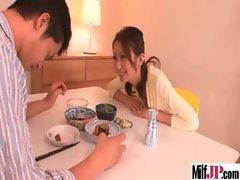 Milf Japanese Get Hardcore Fucked clip-23