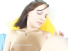 creampie in a quickie
