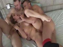 Jenna Haze Prison Threesome