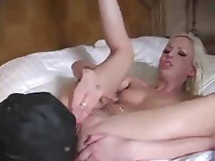 Ass Eating Chastity Slut
