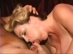 Busty mature beauty will show you how to service big cocks right