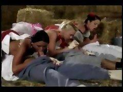 Milkmaid Orgy