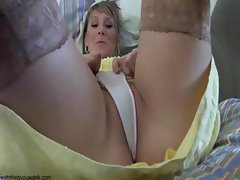 Up Her Dress Jerk Off Encouragement