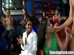 Dancingcock Fat Cock Dancer Party