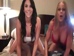 Sexy Girls Make Amateur Video